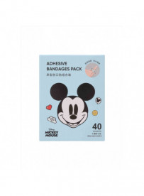 Пластир 40 штук Mickey Mouse