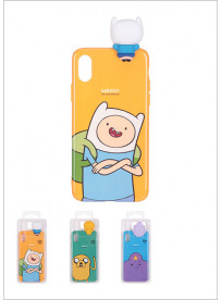 Чохол для iPhone XS - Adventure Time